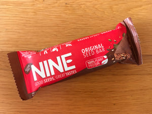 Wholebake NINE Bar Original Seed