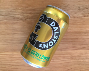 Dalston's soda - elderflower