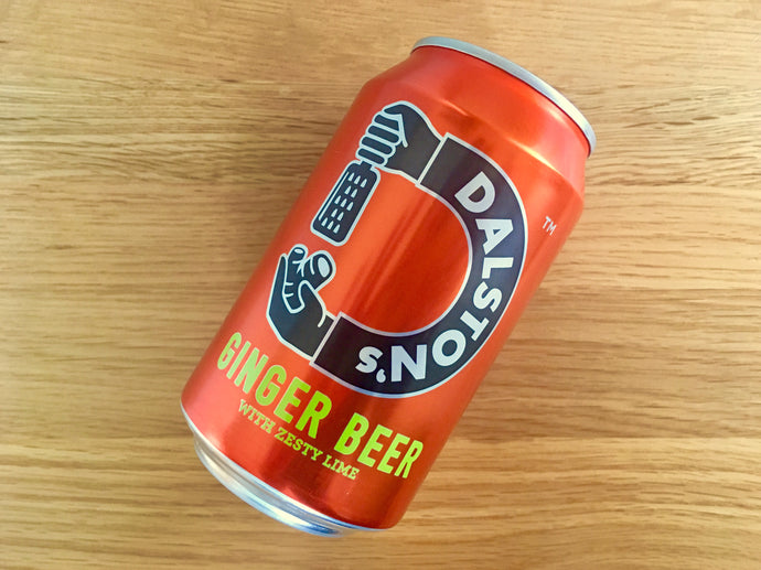 Dalston's soda - ginger beer