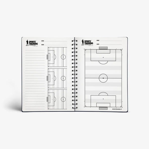 Notebook Soccer