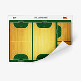 Sticker Board Handball