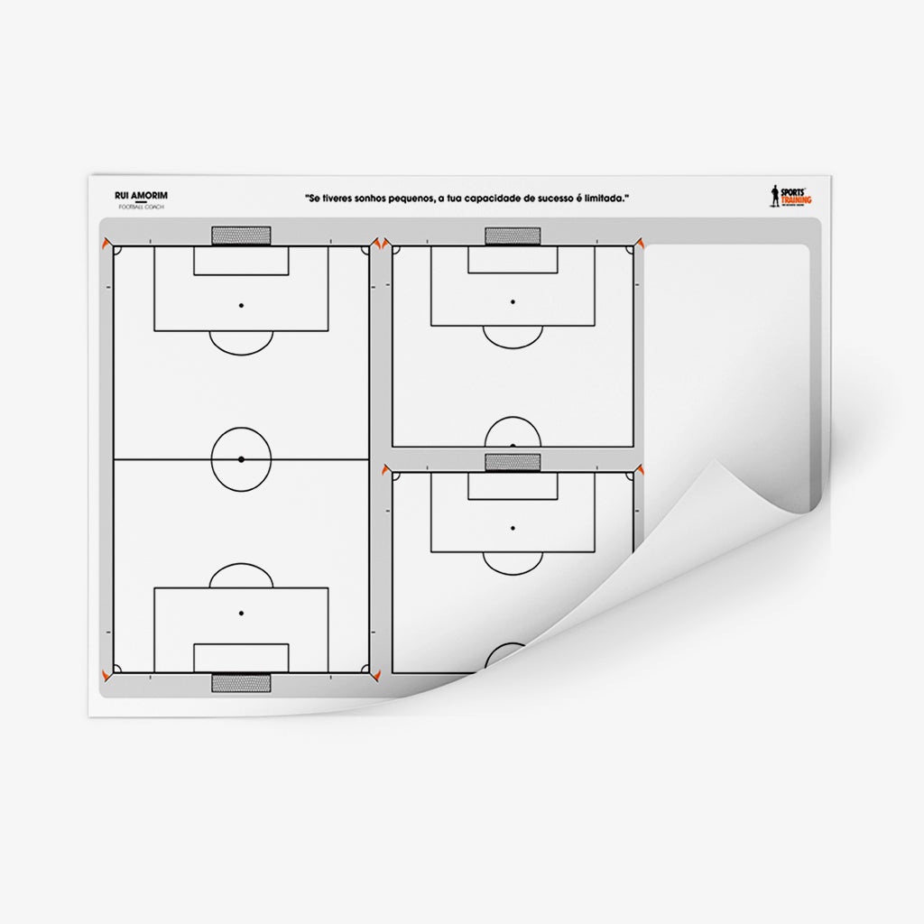 Sticker Board Soccer