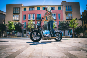 UNI BOOST X - The Urban Multipurpose Electric Scooter from Urban Drivestyle
