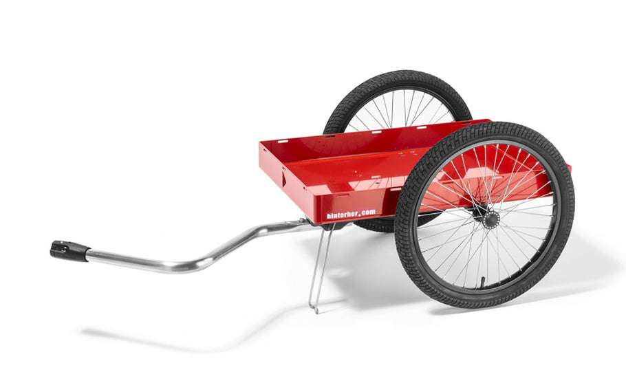 The coolest Bike and E-Bike Trailers EVER