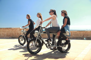What is the perfect electric bike for Teenagers and older kids?