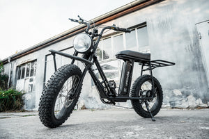 UNI Moke & UNI Swing: A new breed of urban courier and delivery e-bikes