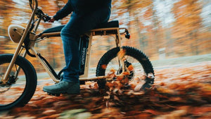 How to prepare your electric bike for autumn & winter