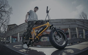 Why fat bikes are the better electric bikes