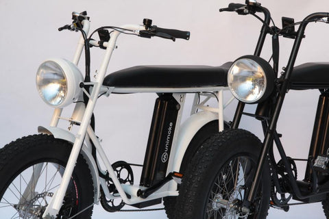 Cool electric motorcycle bike