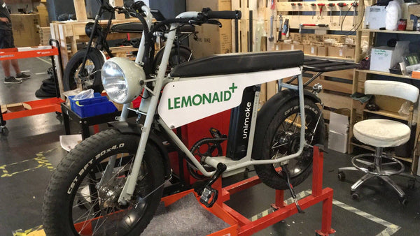 Bike branding, bike advertising, electric bike for promotion and advertising
