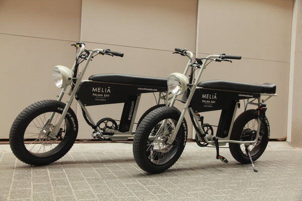 Electric bikes / mopeds for hotel rental