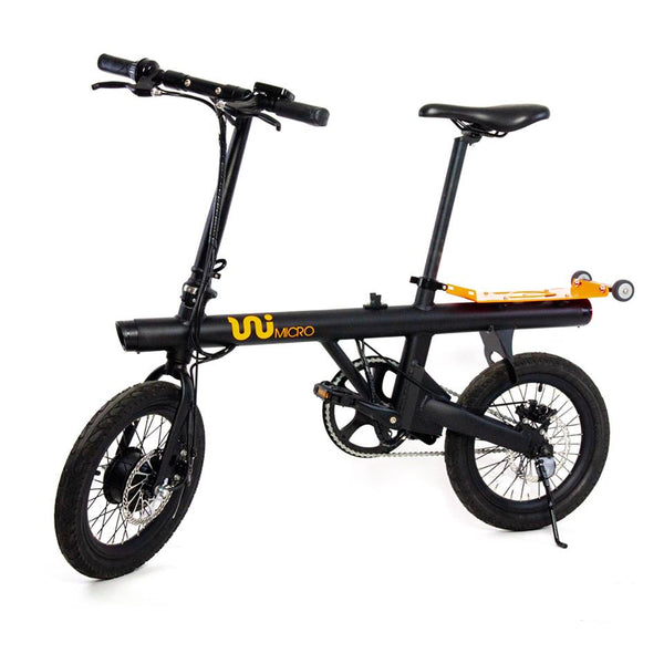 UNI Micro share and rental folding e-bike