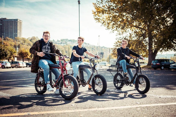 Electric bike for bike rental, scooter rental and bike tours