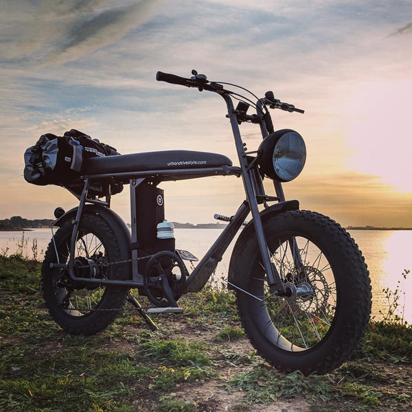 The perfect electric bike for rental and bike share companies