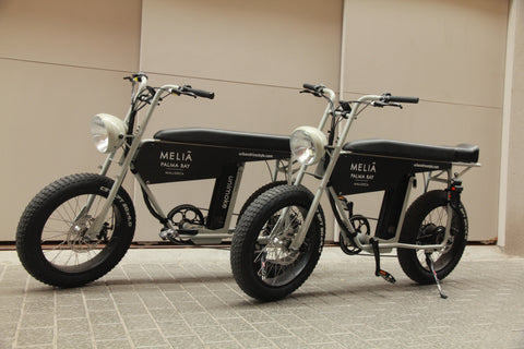 UNIMOKE rental electric bike