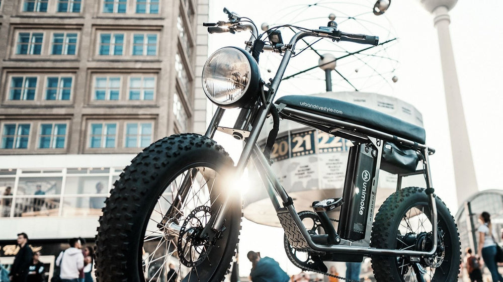 Uni Moke: Cool vintage electric bike made in Berlin