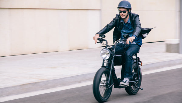 Cool Electric moped UNI Moke and M8 by Urban Drivestyle