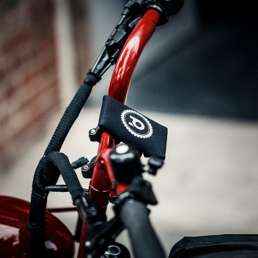 UNIMOKE e-bike seat and display dust and rain protection cover