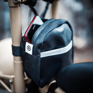 UNI Moke Luxury Handlebar Bag by Fahrer Berlin