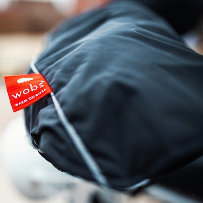 Wobs Urban Bike Pogies Bicycle Gloves