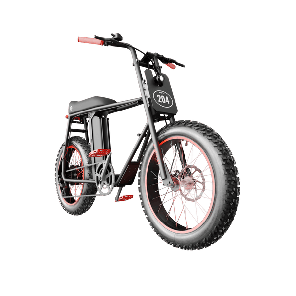 UNI Bobber 204 XT 750W Export Electric Bike