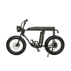 UNI Moke E-Bike Long Seat / Saddle for Black