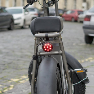 backlight rear light tail-light motorcycle back light e-bike electric bicycle LED light