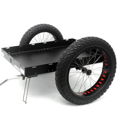 Bicycle Trailer light Hinterher.com Uni Moke Electric Bike Cargo Utility Trailer
