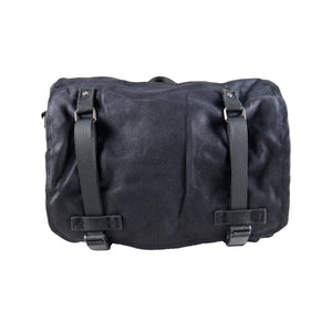 Pannier Bag black Deattachable Fabric Side Bag
