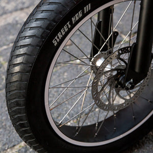 Street Hog III 20x4 1/4 Inch Fat Bike Tire