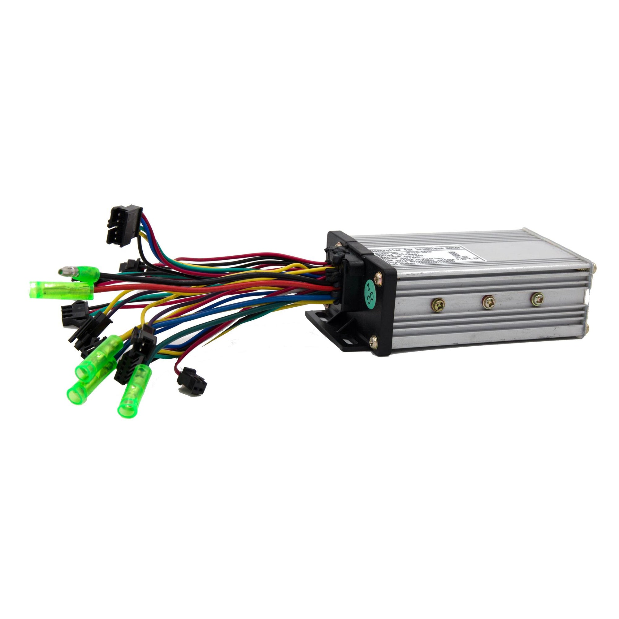Brushless Sine Wave Controller 36v 48v E Bike Hub Motor For Uni Moke Bldc Electric