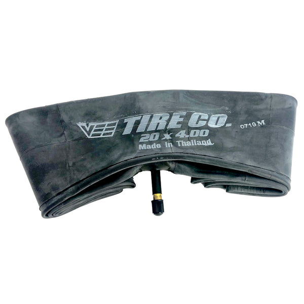 VEE Tire Co. Inner Tube Fat Bike 20 x 4.0 Tyre Tube Electric Bike Bicycle
