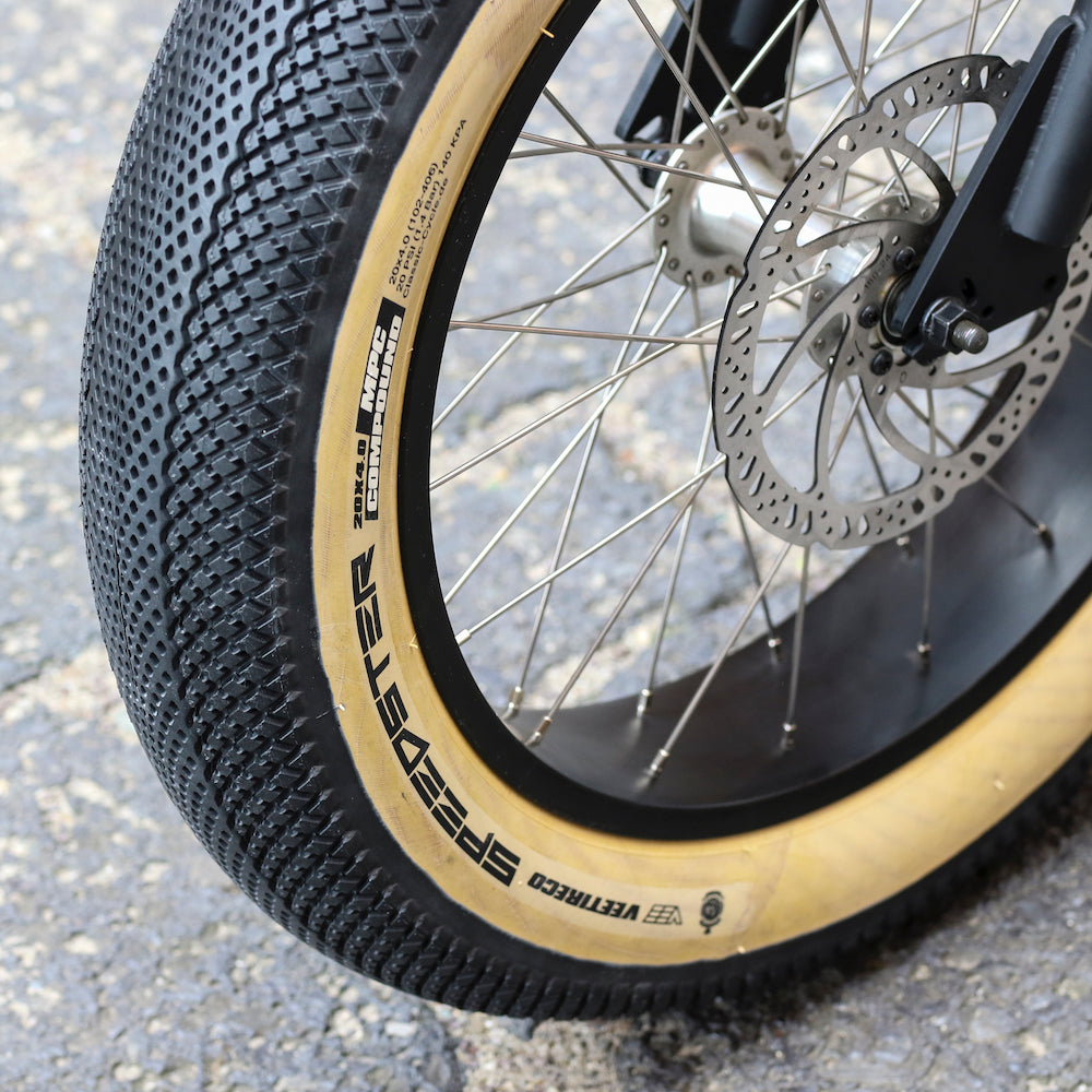 Vee Tire Co Speedster Tire 20 X 4 0 White Wall Tyre Fat Bike Tires Urban Drivestyle Gmbh