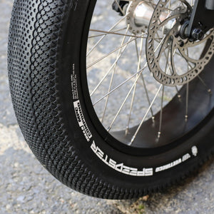 Fat Bike Tire 20x4 inch Vee Tire Co. Speedster Black