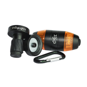 Winglights Turning Lights Blinkers Turn Signals Handlebar Lamps