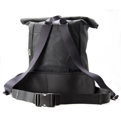 Multifunction Backpack with Child Safety Belly Belt for Bikers Urban Drivestyle Edition