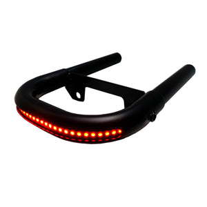 Short Tail with integrated LED Backlight