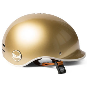 Thousand Heritage Collection Bicycle Helmet E-Bike Casque Stay Gold