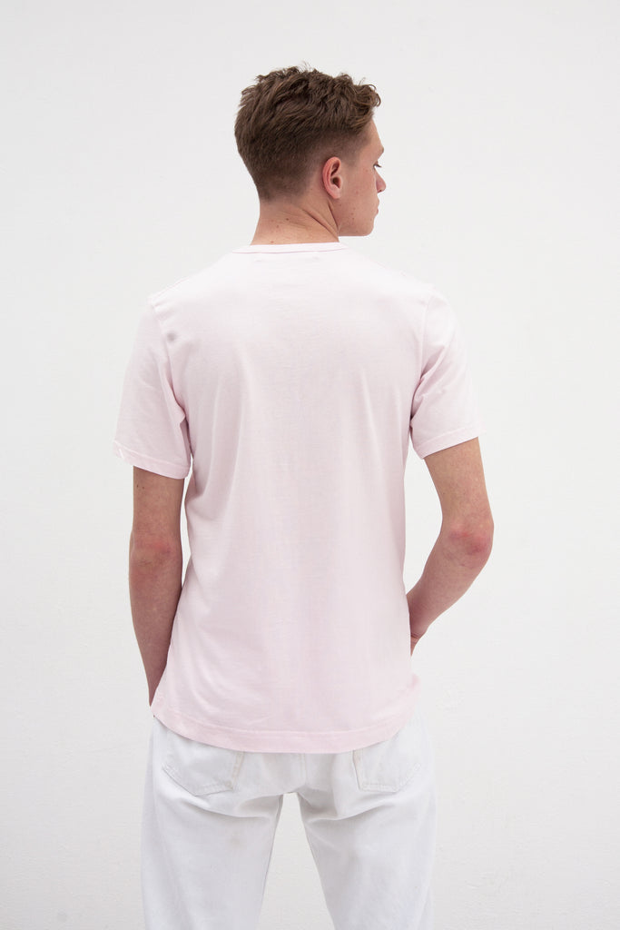 The Element Tee | Washed Pink