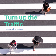 Turn Up the Traffic | 5-Day Bootcamp