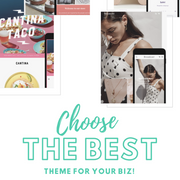 Choose The Best Theme For Your Biz! | Digital Download
