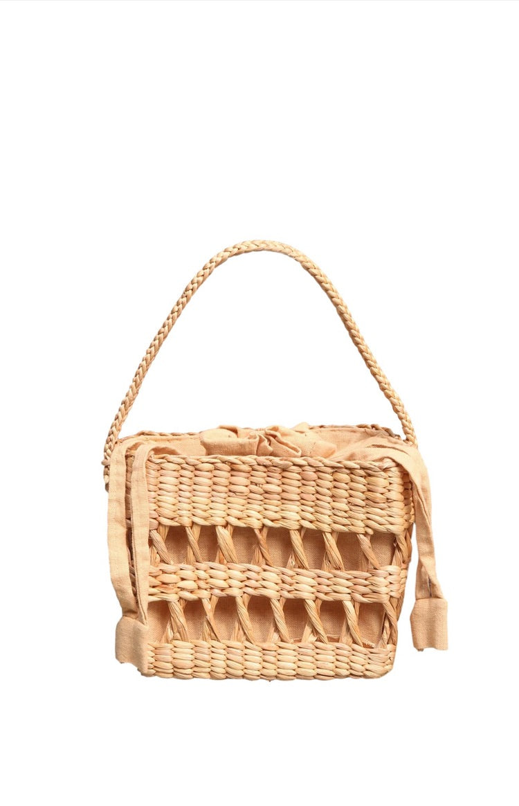 Rose Small Bucket Bag