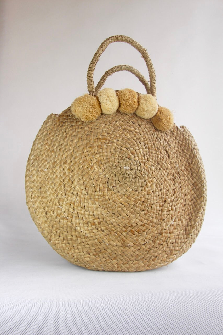 Luna Basket Bag