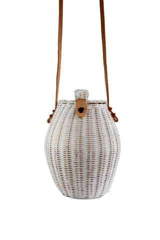 Basket Clutch Medium