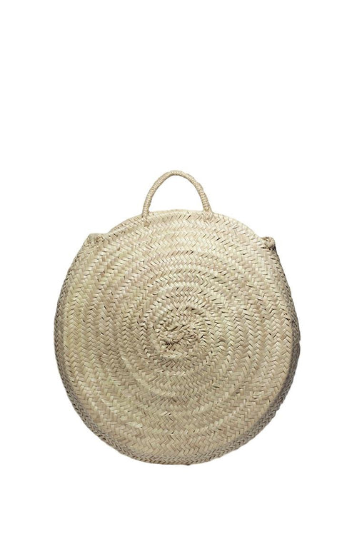 Marrakech Basket Bag