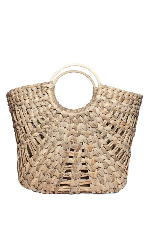 Greek Island Beach Basket