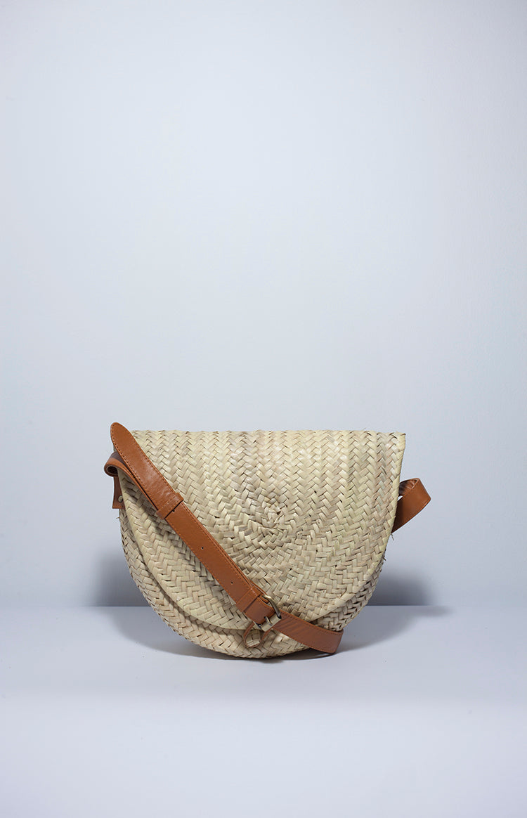 Sahara Saddle Bag