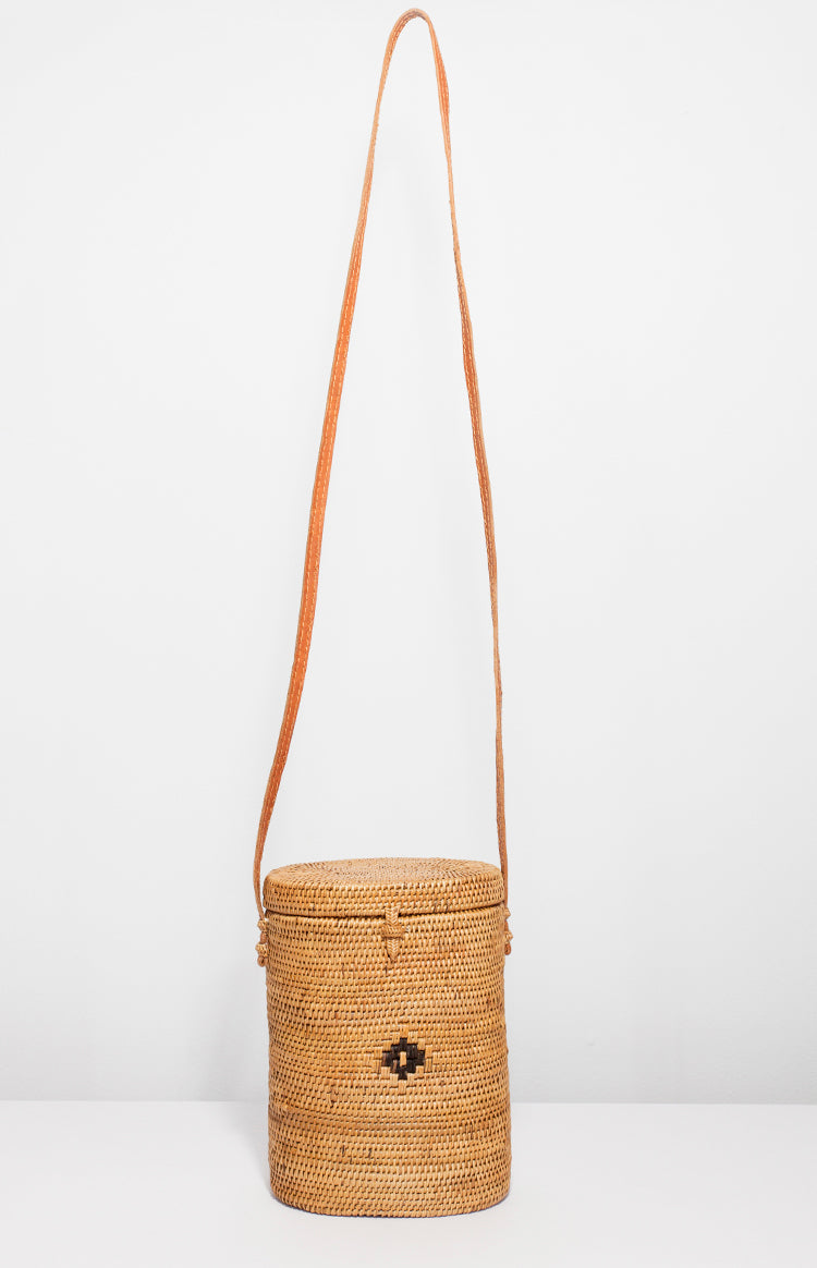 Tube Basket Bag