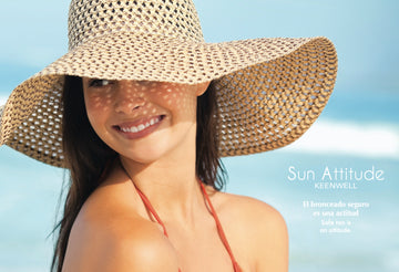 Sun Attitude is a collection of professional sun care products (ENG)