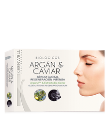 """BIOLOGICS"" ARGAN & CAVIAR GLOBAL INTENSE REGENERATION SERUM"